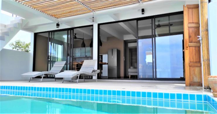 New Modern 3 Bed Sea View Villa in Koh Phangan-6