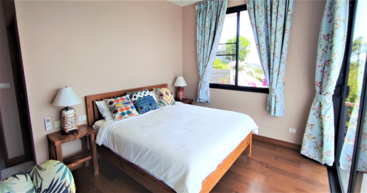 New Modern 3 Bed Sea View Villa in Koh Phangan-10