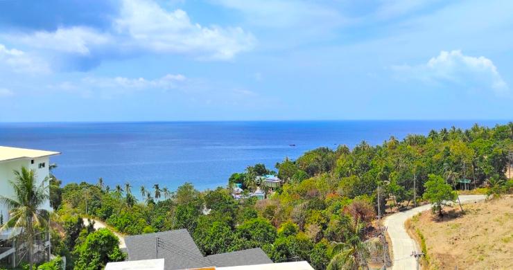 New Modern 3 Bed Sea View Villa in Koh Phangan-14