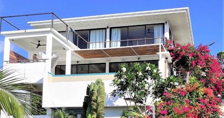 New Modern 3 Bed Sea View Villa in Koh Phangan-1