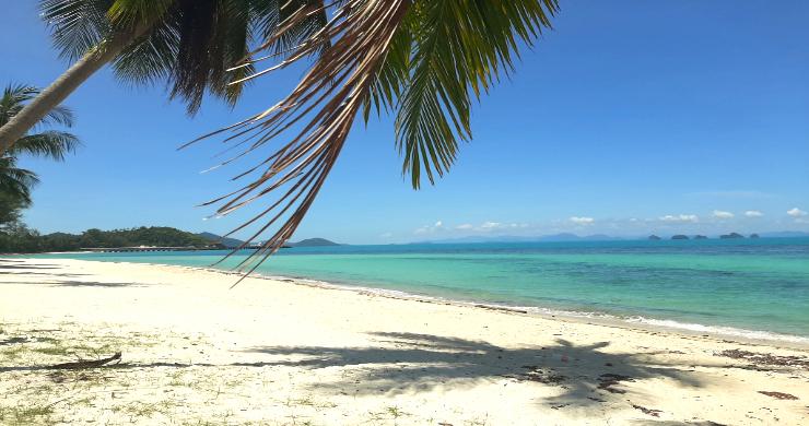 Koh Samui Beachfront Land for Sale in Lipa Noi-8