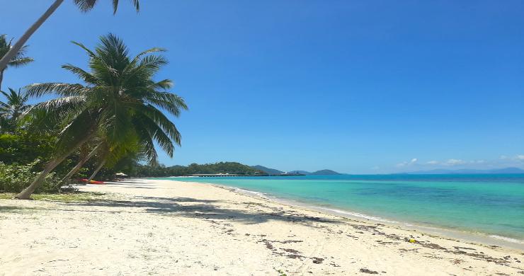 Koh Samui Beachfront Land for Sale in Lipa Noi-1