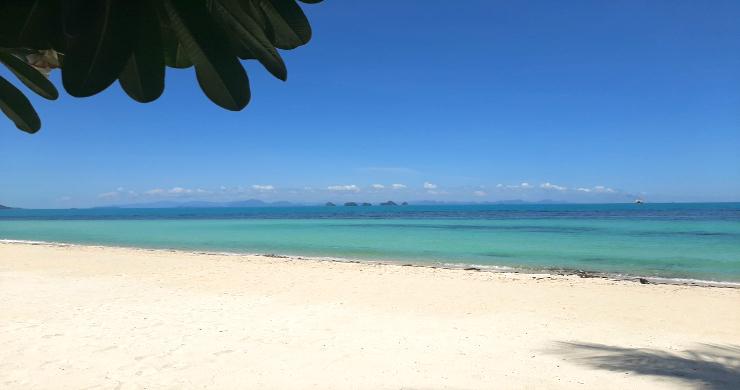 Koh Samui Beachfront Land for Sale in Lipa Noi-4