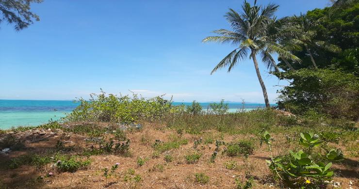 Koh Samui Beachfront Land for Sale in Lipa Noi-7