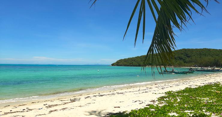 Koh Samui Beachfront Land for Sale in Lipa Noi-3