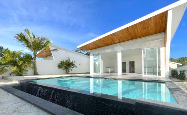 Bargain 2 Bedroom Bali Style Pool Villas in Bophut