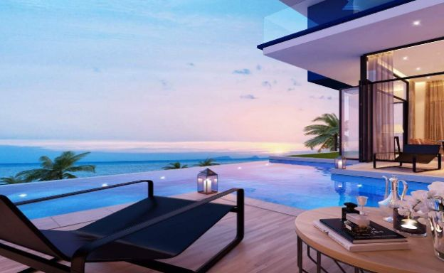 High End Luxury Sea View Villas for Sale in Phuket