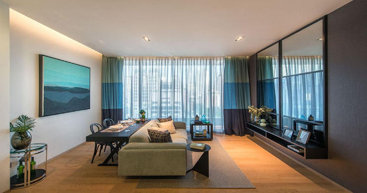 Luxury 3 Bed Penthouse with City Views in Bangkok-8