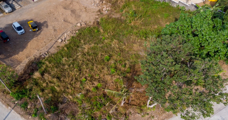 Affordable Sea-view Land for sale in Bophut Hills-3
