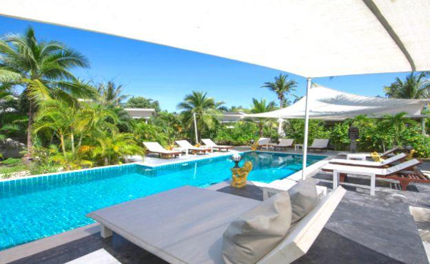 Beautiful Bungalow Resort Close to Hua Thanon Beach