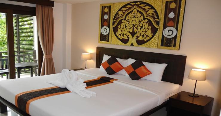 Charming Resort Close to Beautiful Maenam Beach-3