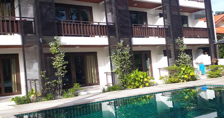 Charming Resort Close to Beautiful Maenam Beach-8