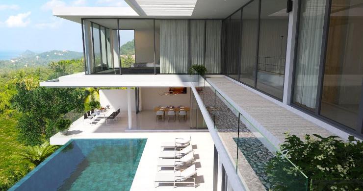 Elegant 5 Bedroom Luxury Sea-view Villa in Bangrak-2