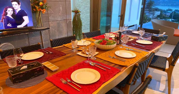 Elegant 5 Bedroom Luxury Sea-view Villa in Bangrak-10