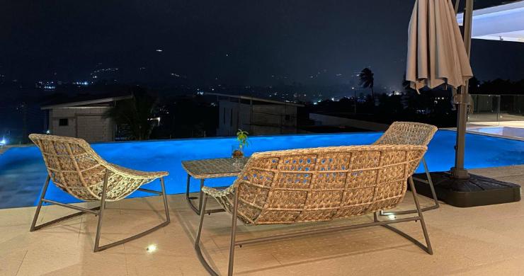 Elegant 5 Bedroom Luxury Sea-view Villa in Bangrak-20