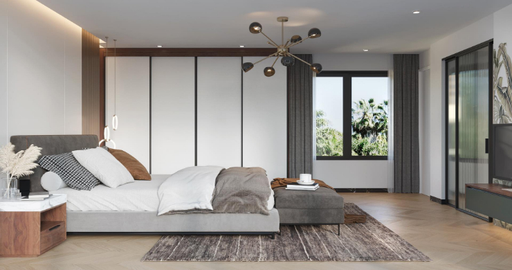 Elegant 5 Bedroom Luxury Sea-view Villa in Bangrak-11