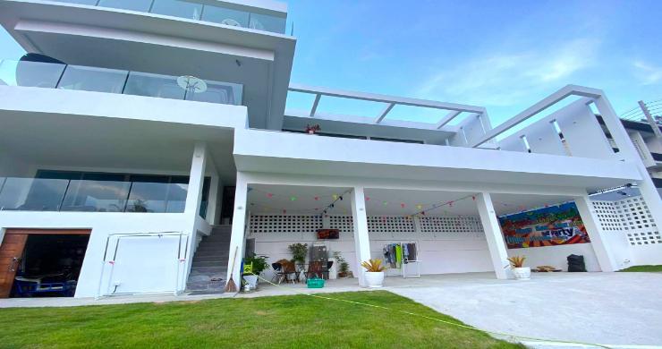 Elegant 5 Bedroom Luxury Sea-view Villa in Bangrak-16