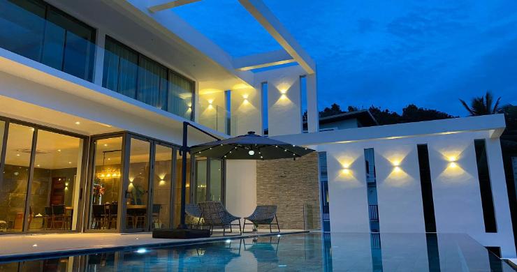Elegant 5 Bedroom Luxury Sea-view Villa in Bangrak-17