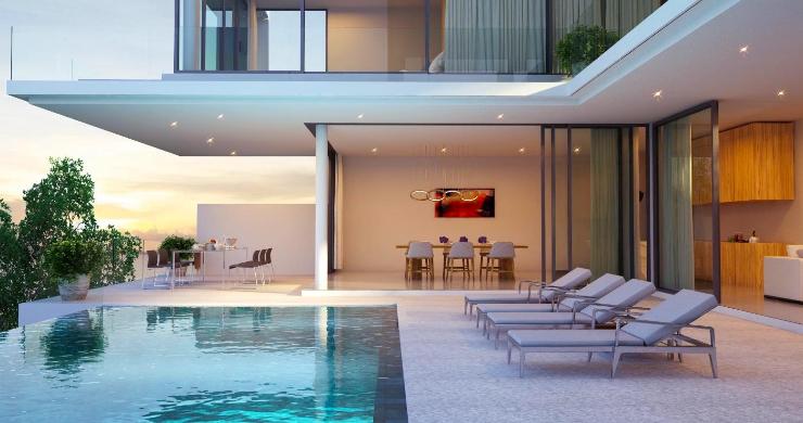 Elegant 5 Bedroom Luxury Sea-view Villa in Bangrak-5