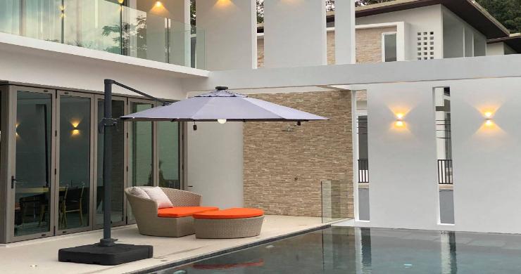 Elegant 5 Bedroom Luxury Sea-view Villa in Bangrak-15