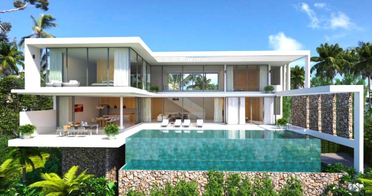 Elegant 5 Bedroom Luxury Sea-view Villa in Bangrak-1