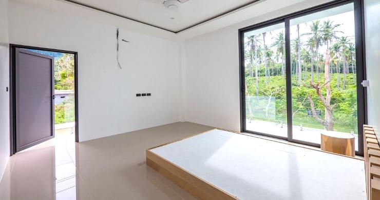 New Modern 4 Bed Pool Villa in Peaceful Maenam-8