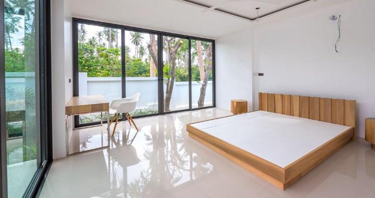 New Modern 4 Bed Pool Villa in Peaceful Maenam-6