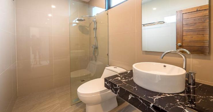 New Modern 4 Bed Pool Villa in Peaceful Maenam-11