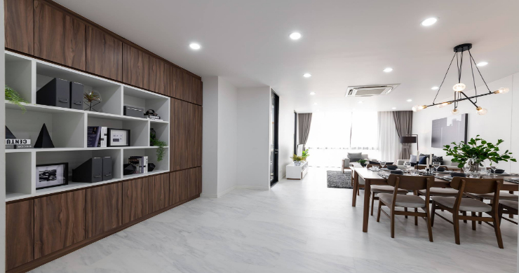 Stylish Modern Home Office Building in Bangkok-2