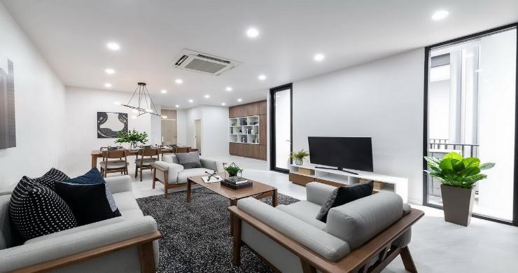Stylish Modern Home Office Building in Bangkok-1