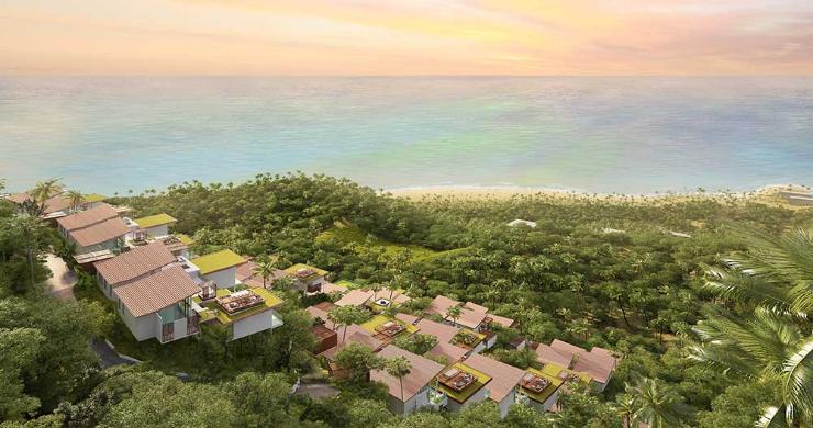 Unique Luxury 2 Bed Sea-view Villas in Bangpor Hills-6