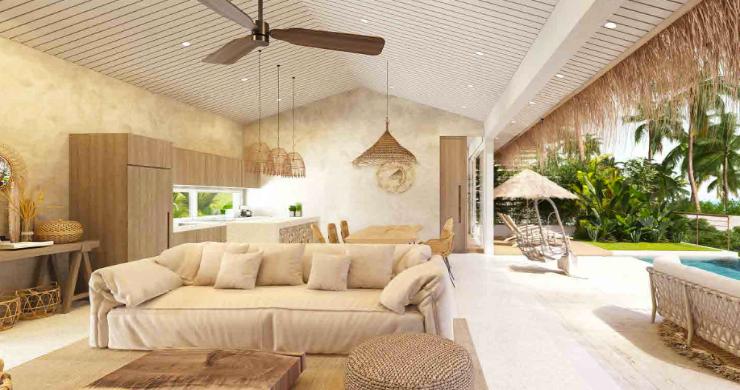Unique Luxury 2 Bed Sea-view Villas in Bangpor Hills-2