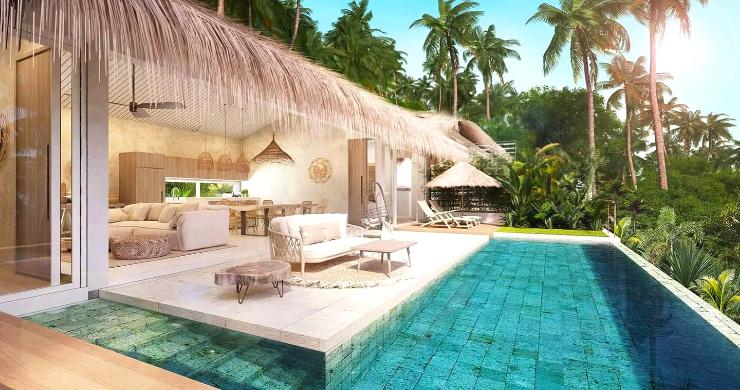 Unique Luxury 2 Bed Sea-view Villas in Bangpor Hills-1