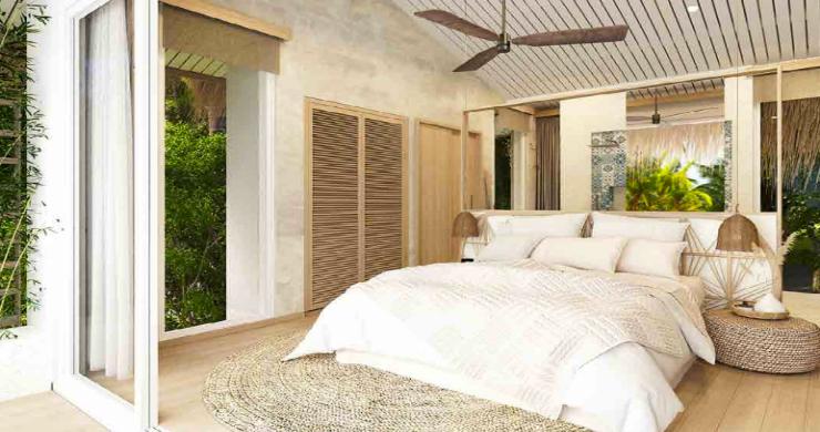 Unique Luxury 2 Bed Sea-view Villas in Bangpor Hills-4