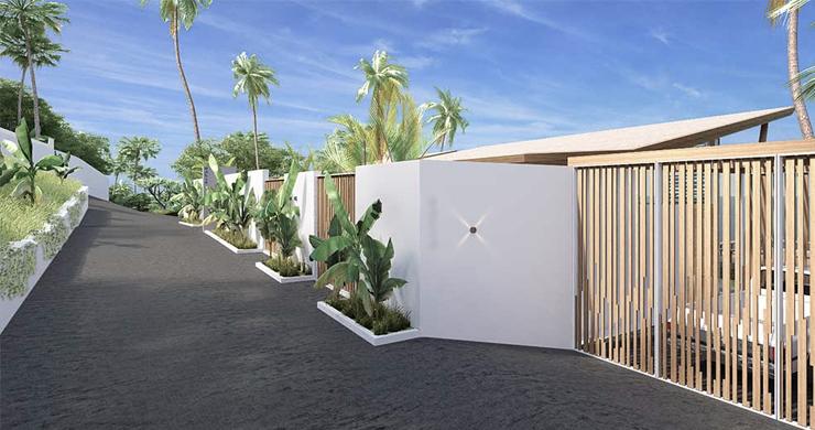 Unique Luxury 2 Bed Sea-view Villas in Bangpor Hills-5