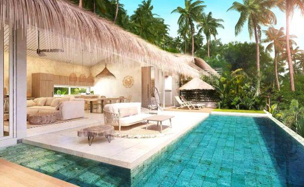 Unique Luxury 2 Bed Sea-view Villas in Bangpor Hills