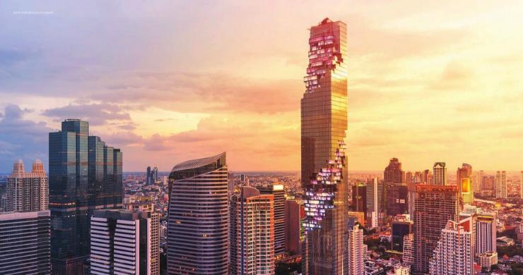 The Ritz Carlton Luxury 2 Bed Condo in Bangkok-11