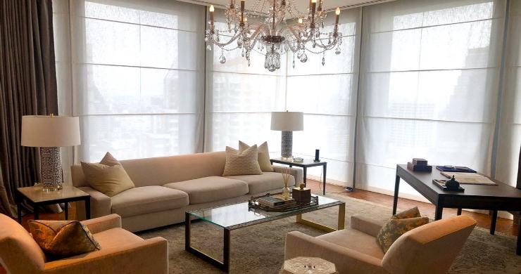 The Ritz Carlton Luxury 2 Bed Condo in Bangkok-4