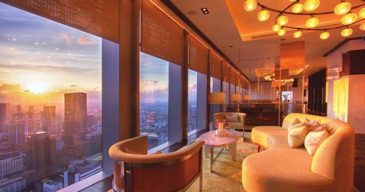 The Ritz Carlton Luxury 2 Bed Condo in Bangkok-3