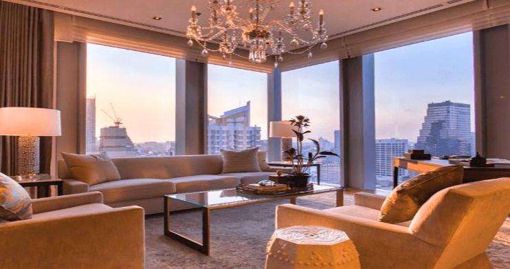 The Ritz Carlton Luxury 2 Bed Condo in Bangkok-2