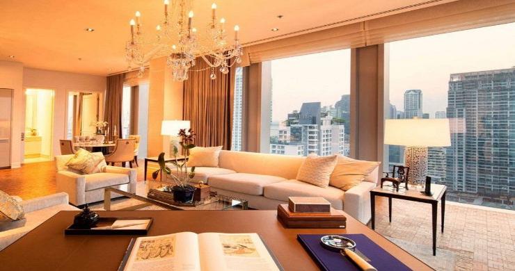 The Ritz Carlton Luxury 2 Bed Condo in Bangkok-1