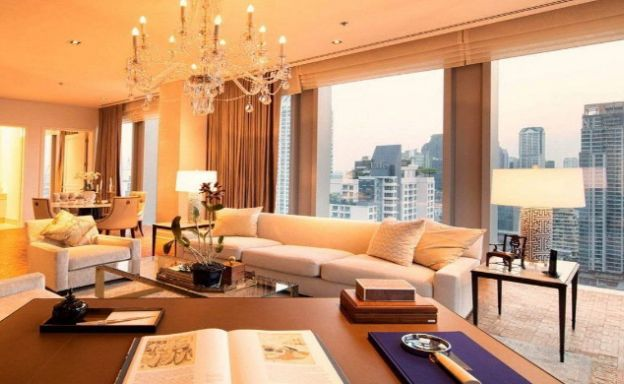 The Ritz Carlton Luxury 2 Bed Condo in Bangkok