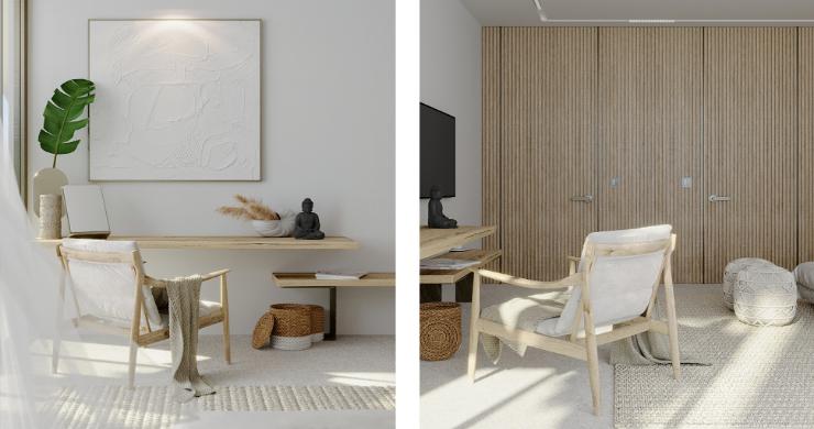 New Luxury 4 Bed Sea-view Villas in Bophut Hills-5