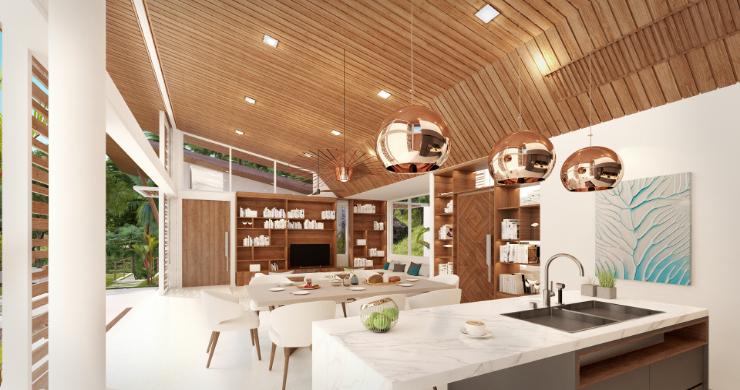 Stunning 4 Bed Luxury Ocean View Villa in Bangpor-6