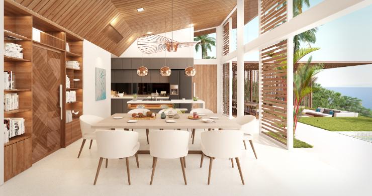Stunning 4 Bed Luxury Ocean View Villa in Bangpor-5