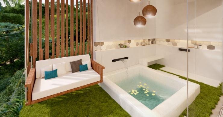 Stunning 4 Bed Luxury Ocean View Villa in Bangpor-11