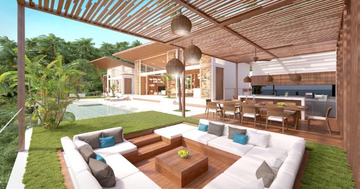 Stunning 4 Bed Luxury Ocean View Villa in Bangpor-2