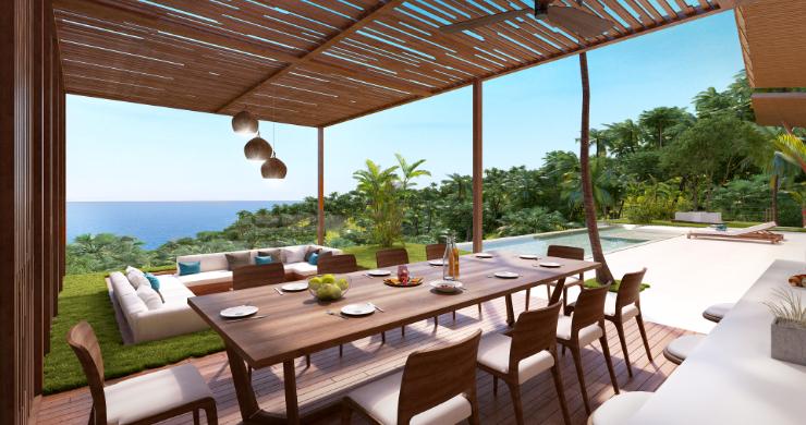 Stunning 4 Bed Luxury Ocean View Villa in Bangpor-10