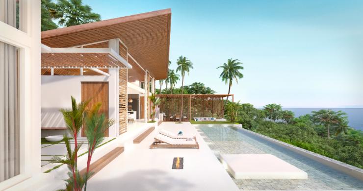 Stunning 4 Bed Luxury Ocean View Villa in Bangpor-8