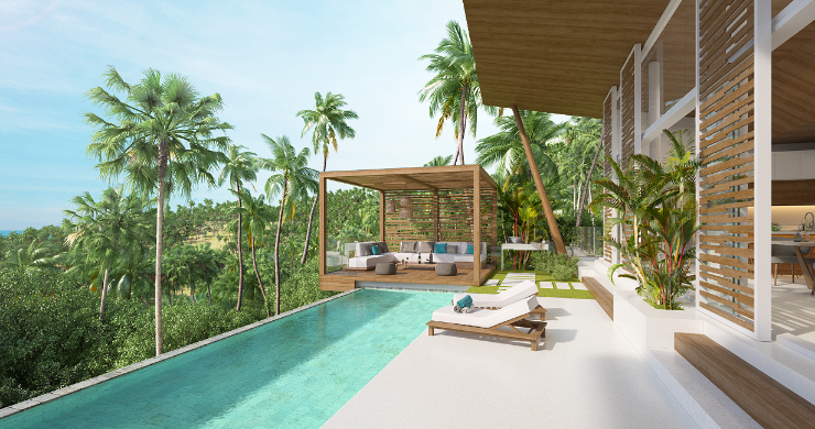 Contemporary Luxury 3 Bed Sea View Villa in Bangpor-3